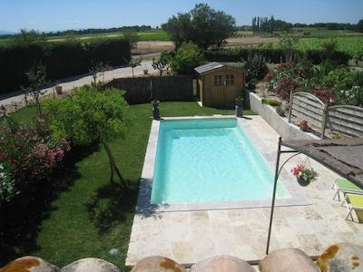 Courthezon, Vaucluse (département), France