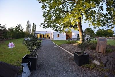 Châteauneuf, Vendee, France