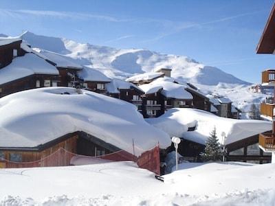 Centre Plagne villages 2050m altitude
