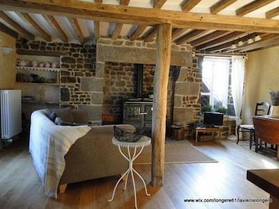 L'interieur du cottage