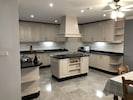 Very spacious and newly fitted kitchen