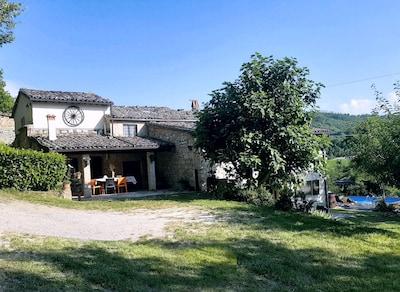 San Marino Di Urbano, Urbino, Marche, Italy