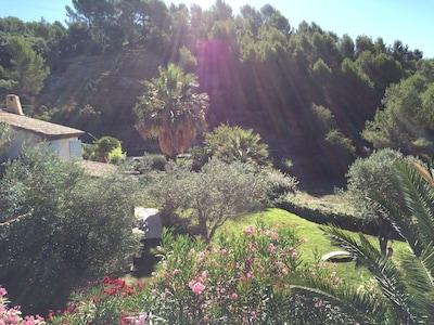 Une maison provençale