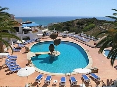 Salema Beach Club, Complejo populares Pequeño vacaciones, 6 Personas, 3 Dormitorios