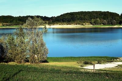 Soumensac, Lot-et-Garonne, Frankreich