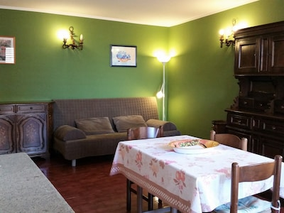 Taormina center! 1-bedroom apartment with the terrace!