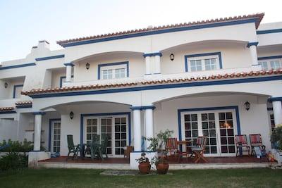 Haus in Praia del Rey, Silberküste - 4 Schlafzimmer