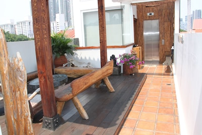 Relaxing Holiday in Balinese Style Unit
