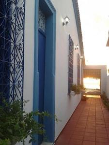 Casa Colonial Mobiliada na Vila Azul Itaparica -  Ilha de Itaparica