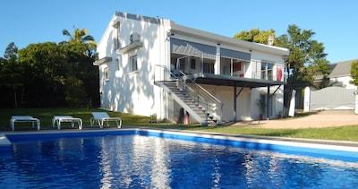 2 pièces indépendant dans une maison avec jardin de 1200 m²