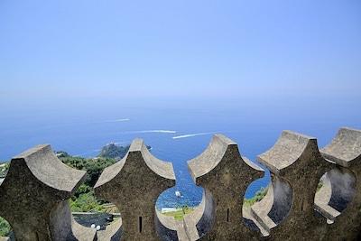 Conca dei Marini, Campanie, Italie