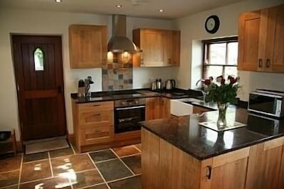 Granite top kitchen