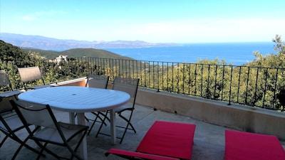 Braccolaccia, Farinole, Haute-Corse, France