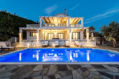 Villa Idealia Skopelos Island