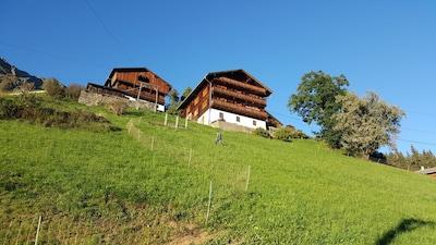 Huben, Matrei in Osttirol, Tirol, Österreich