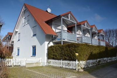 Gemütliche Ferienwohnung auf Rügen