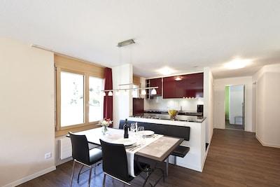 komplette Wohnküche