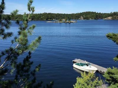 Massasauga Park, Moon River, Georgian Bay