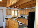 FULLY EQUIPPED KITCHEN WITH NEWER APPLIANCES