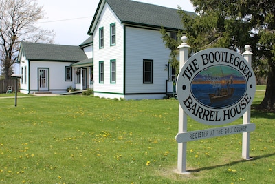 Welcome to the Bootlegger Barrel House