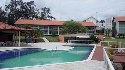 Flat no Villa Hípica Flat&Club
