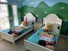Disney themed bedroom