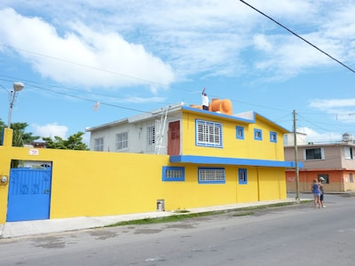 Colonia Emiliano Zapata, Cozumel, Quintana Roo, Mexico