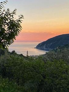 Cala Elte, Moneglia, Liguria, Italy