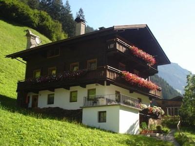 Brandberg, Österreich