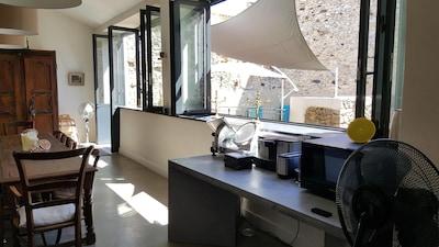 Pouzilhac, Gard, France