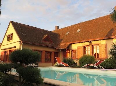 Meslay-le-Grenet, Eure-et-Loire (département), France