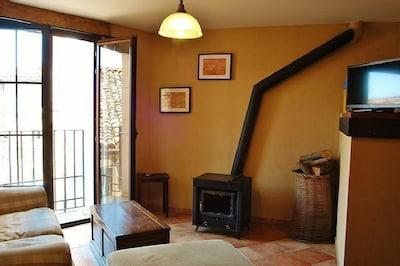 Casa rural (alquiler íntegro) Rebollares I para 2-3 personas