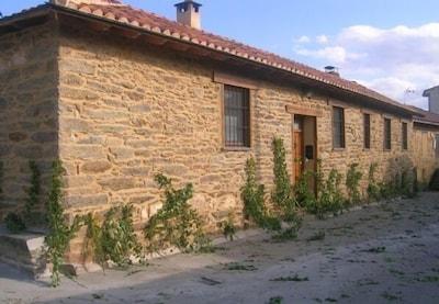 Casa de La Parrada para 6 personas