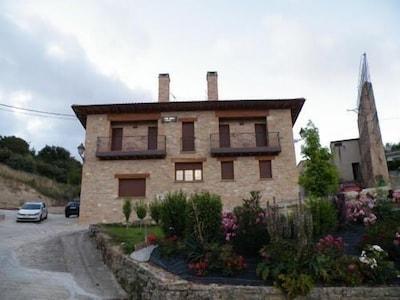 Eraul, Valle de Yerri, Navarre, Spain