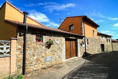 Casa rural I (alquiler íntegro) El Henar del Rey  para 4 personas