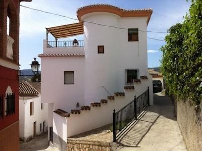 La Loma, Albuñuelas, Andalucía, España