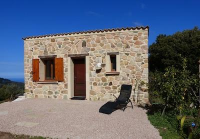 Tour génoise, Ota, Corse-du-Sud, France