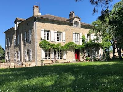 Madaillan, Lot-et-Garonne, France