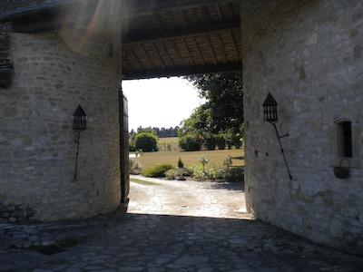 Nibelle, Loiret, France