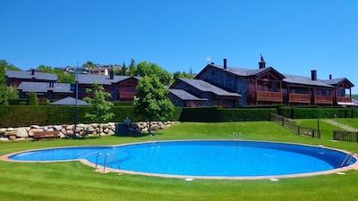 Angoustrine-Villeneuve-des-Escaldes, Pyrénées-Orientales, France