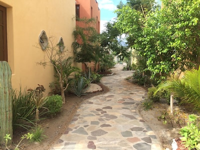 a walking community