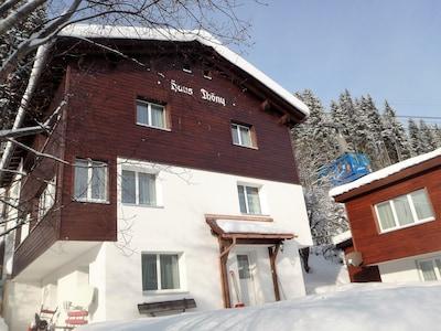 Skilift Tgantieni, Vaz-Obervaz, Graubünden, Schweiz