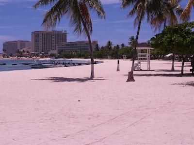 Beach at Property