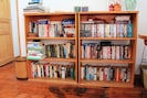 Some of our dvds and books....