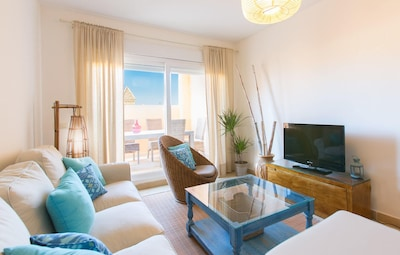 Apartamento Con Encanto en Tarifa - Ideal para familias, cerca de la playa