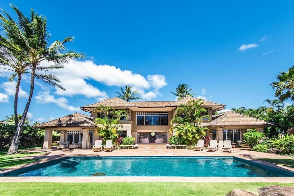 Maui Kaanapali beach villa rental