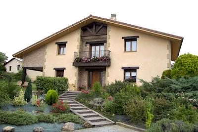 Oteo, Campezo, Basque Country, Spain