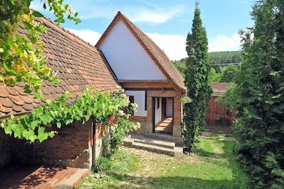 • Casa Lopo • Ferien-Bauernhof in Karpaten-Dorf • Sibiu, Siebenbürgen, Rumänien