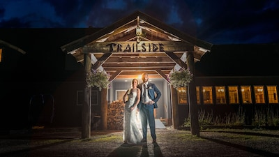 Trailside Wedding