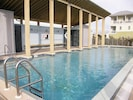 Private Pool for guests of Summers Edge